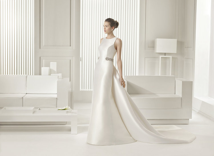 Sara by Rosa Clara   Size 10/Natural   $3,400 now $2,720