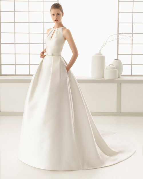Dany by Rosa Clara   Size 12/Natural  $2,787 now $2,229.60