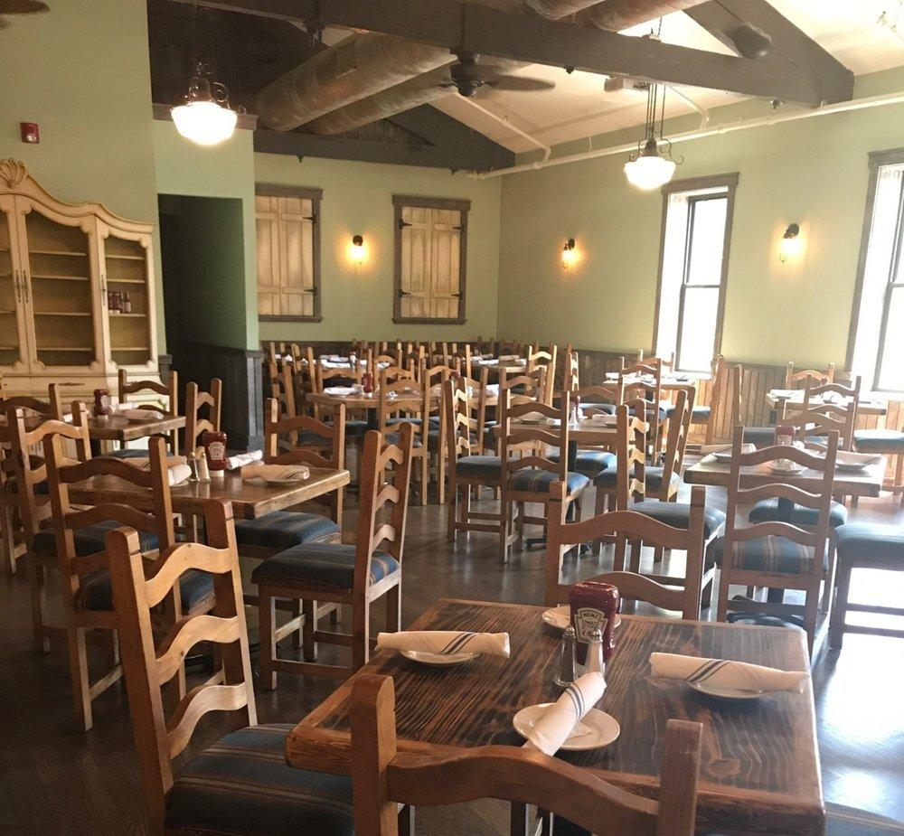 Victorian Dining Room