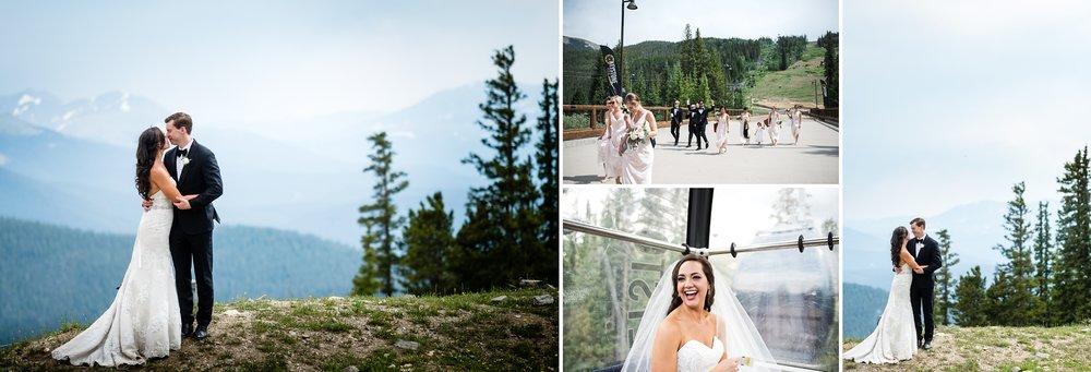 Timber Ridge Lodge Wedding Ceremony