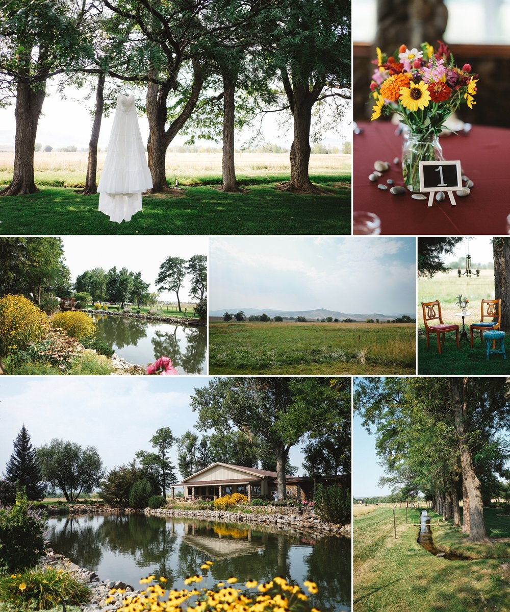 Wedding Details at the Schupe Homestead Wedding