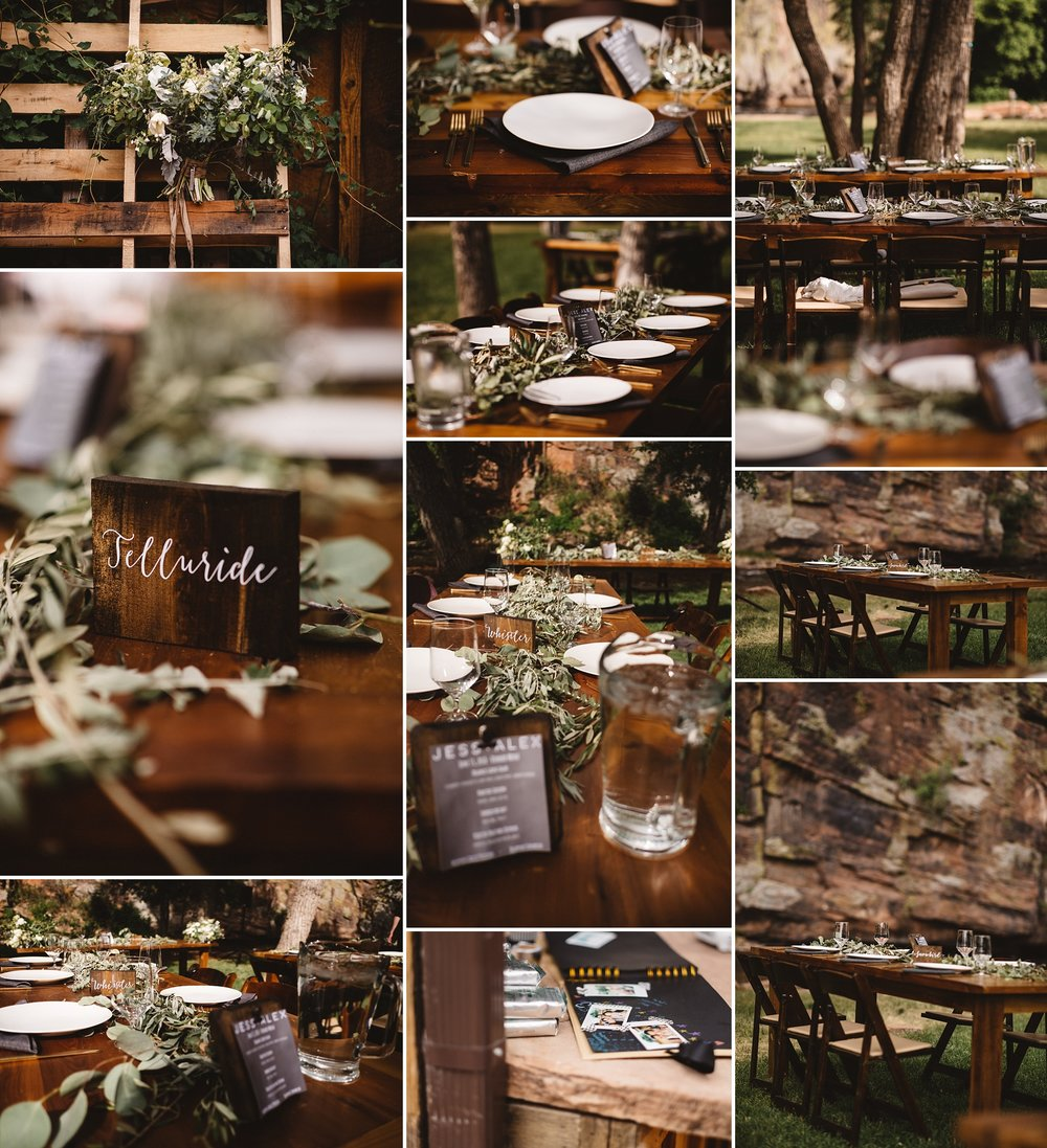 Planet-Bluegrass-Wedding-Lyons-Colorado-Reception-Details