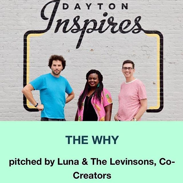 """Such a dope few days with @bigvisionemptywallet for the Comedy Lab! I'm so excited about this project with @levinsonbrothers, but honestly equally excited about the other 4 projects- can't wait to say """"I knew them when!"""" #TheWhy #GetOutofYourBubble #Comedy #Writer #TooManyHashtags #BigVision"""
