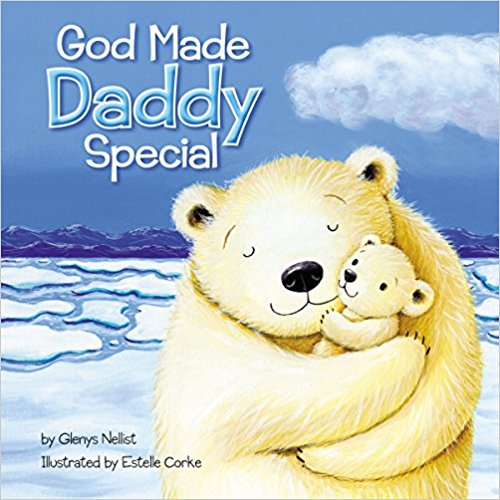 God Made Daddy Special Cover.jpg
