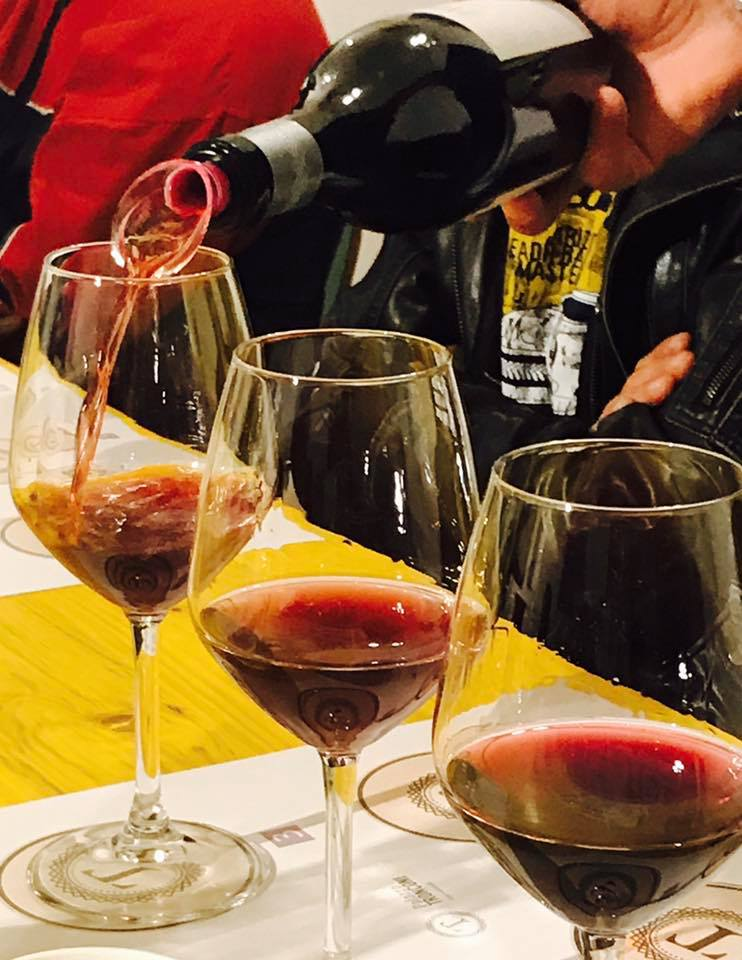 Palazzo Tronconi wine tasting