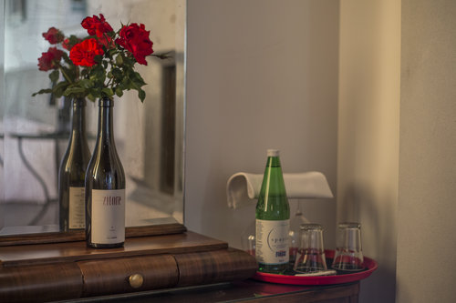 Rooms from €70/night including generous breakfasts -