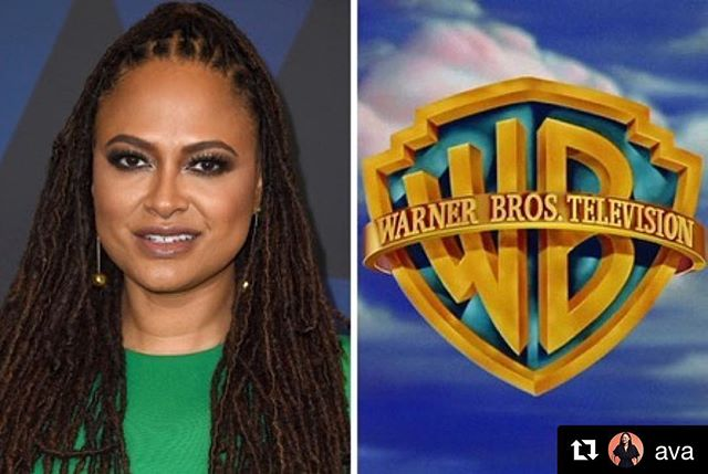 "Big tings a gwan! Boss director and storyteller Ava DuVernay inked a multi-year and multi-genre overall deal with Warner Bros. We're talking $100M! Do it, do it, AD! 🙌🏾✨✨✨🍾💯 #Repost @ava ・・・ ""Warner Bros is a terrific partner on matters of visibility + belonging for all kinds + cultures of people, which is our mission at Forward Movement. Couldn't be happier to call Warner Bros TV my production home."" Thanks for the love and light, folks. Really appreciated. xo, A."