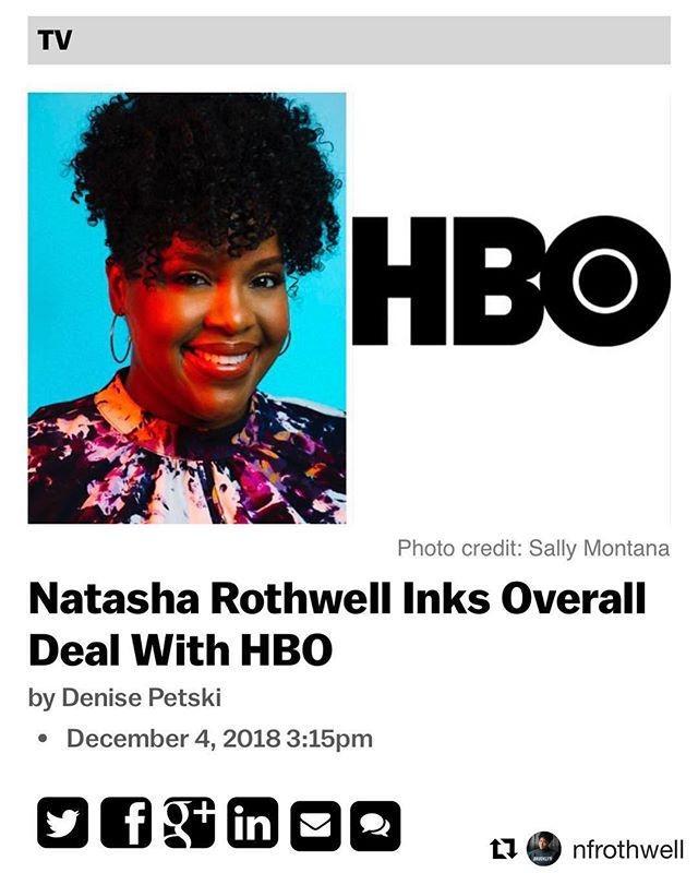 Listen. We are here and ready for whatever @nfrothwell is cooking up. We will gobble it up, for real. Congratulations! ✨✨✨💯 (She a real one)  #Repost @nfrothwell ・・・ Dear 2019, I'm coming for you. Love, Natasha #pinchingmyself