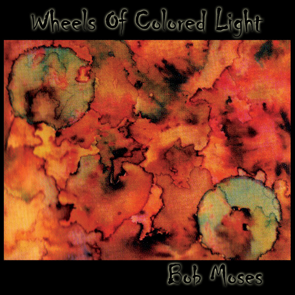 WHEELS OF COLORED LIGHT    Compact Disc -    E-mail your order     Release date - 1979    Re-issued - 2012    Label - Ra-Kalam Records    David Liebman - Tenor and soprano saxophones, alto and wood flutes, musette    Terumasa Hino - Cornet, wood flute, Percussion    Jeanne Lee - Voice    Bob Moses - Drums, percussion, voice
