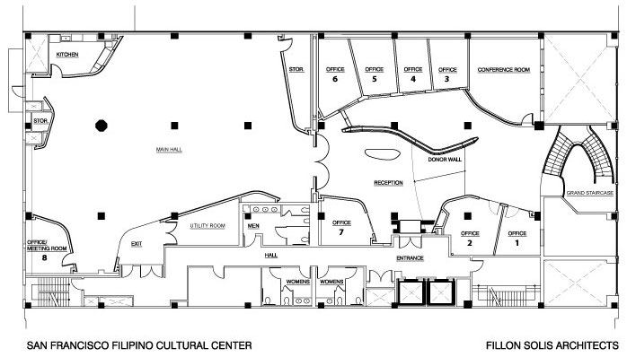 SFFCC Floor Plan
