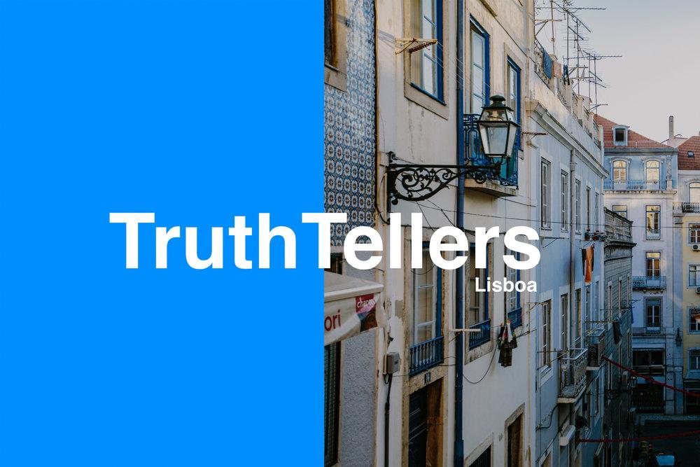 Truthtellers Lisbon Showcase -