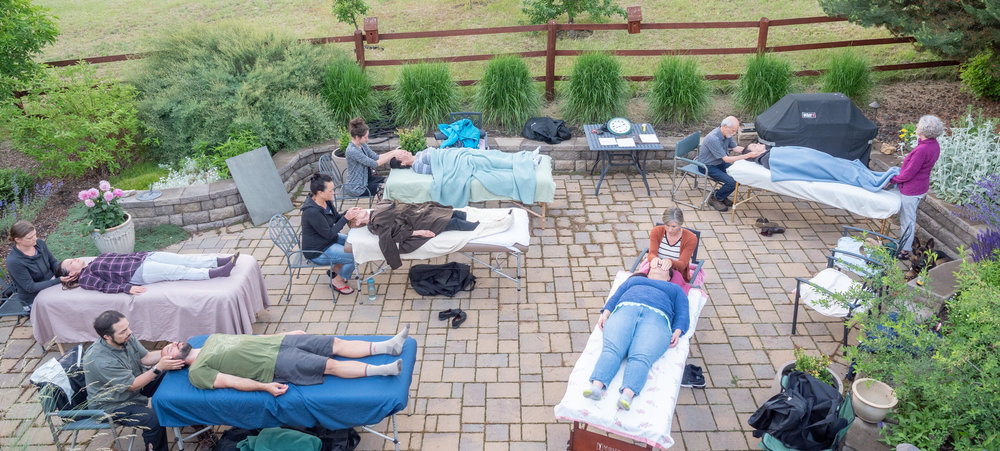 Summer Solstice Gathering 2018 - This amazing group of beings gathered at Neil and Jeanne's house for a pot luck followed by a beautiful Reiki trade. Thank you to all the Master's that participated!