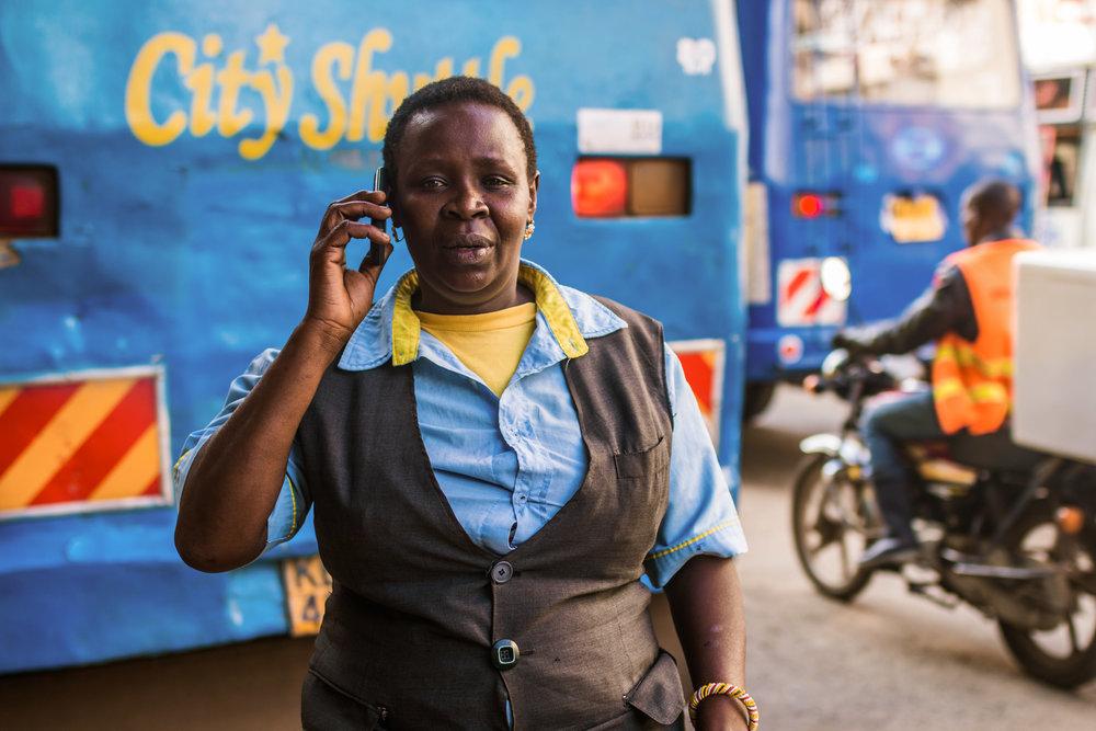 Nairobi's Matatu Sector
