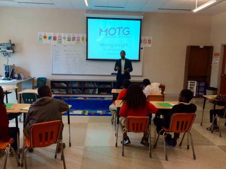 Motg X Famu Drs 4th Grade Goal Setting Workshop Tallahassee Fl