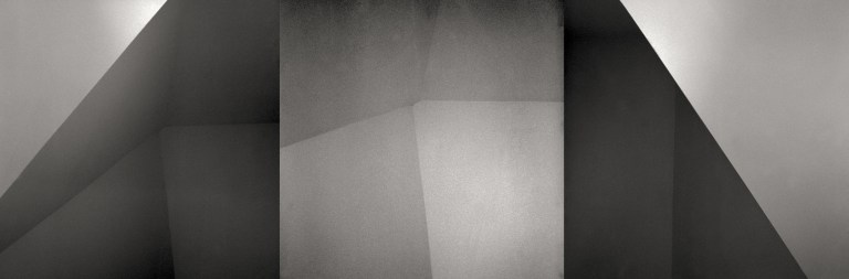 "Roger Stevens, Triptych 08, 12""x36"""