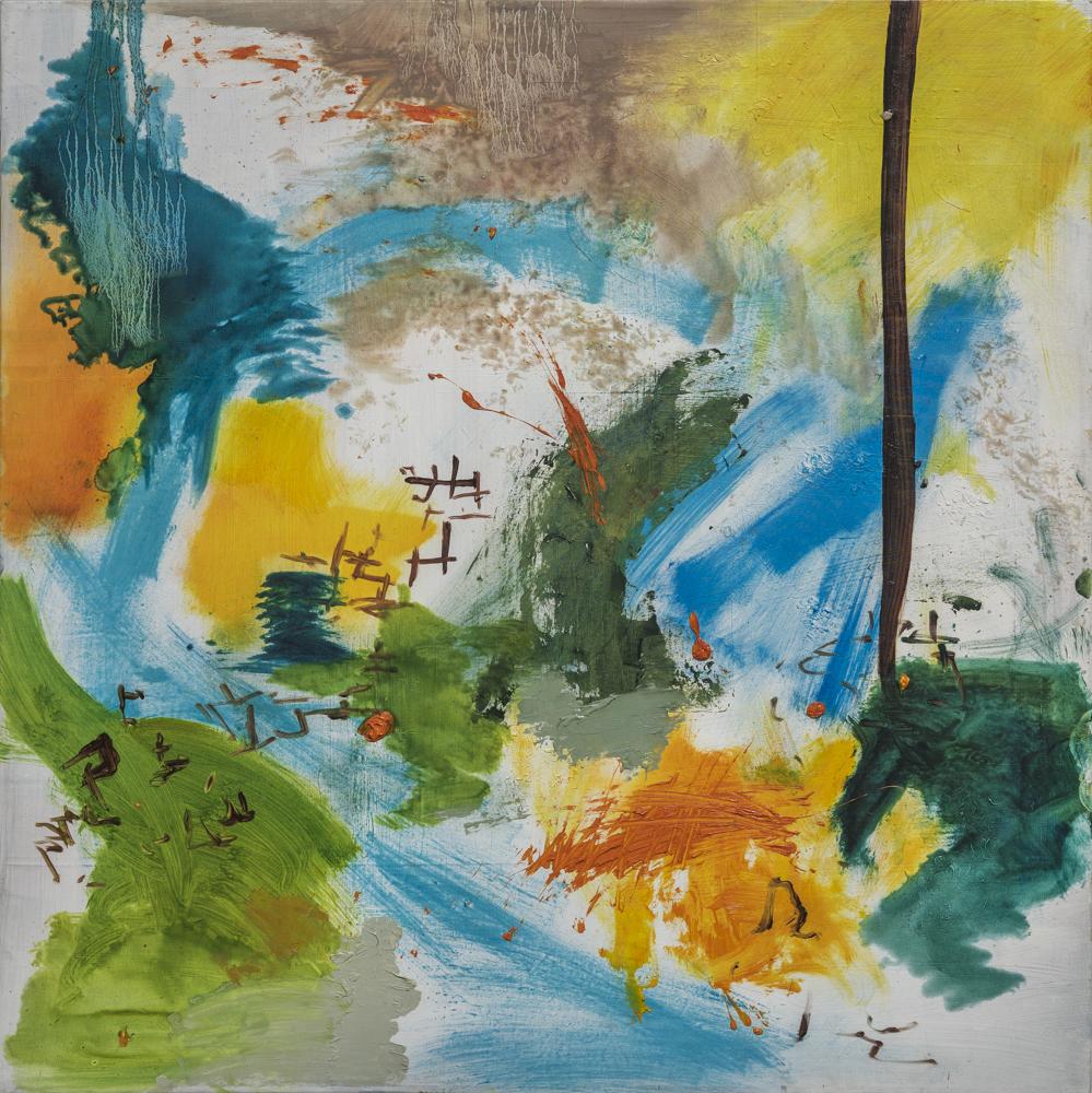 Wabi Sabi Abstraction