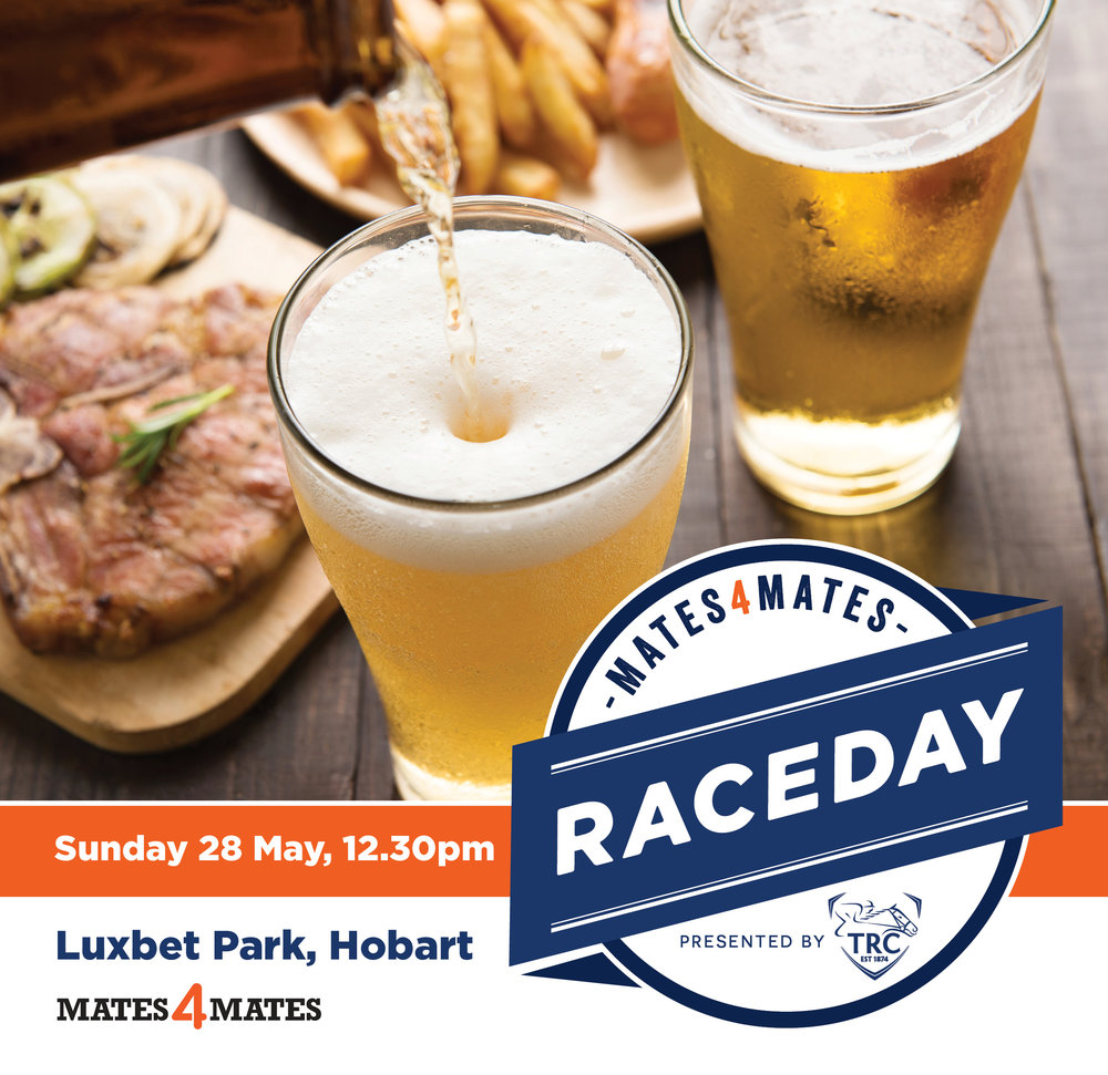 Mates4Mates Race Day   Sunday 28th May 2017