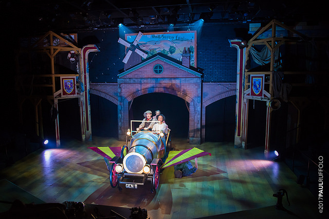 First Stage Milwaukee's musical about the famous flying car!