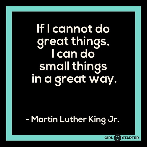 Thank you, Dr. King, for your extraordinary contributions to society. We honor you today. #MLK