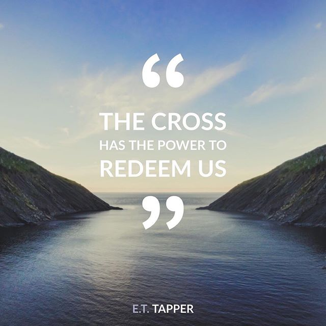 #redeemed #thecross