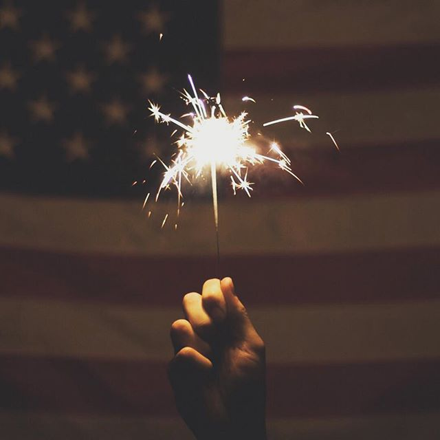 Happy birthday America! #ingodwetrust