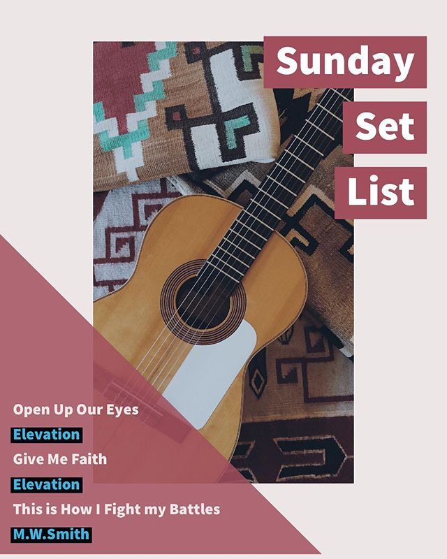 Its the weekend and we are ready for worship! #sundayworship