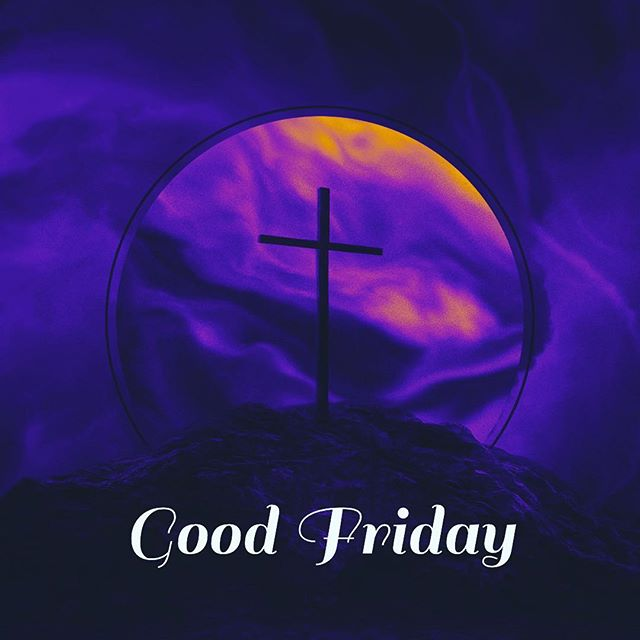 Join us this Friday April 19th @ 6:30pm for our Good Friday Service as we remember the sacrifice that was made for us!