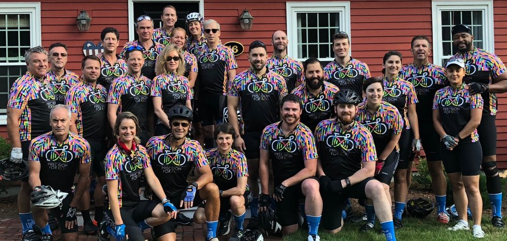 Precision for Kids - 2018 Annual Crowther's Ride