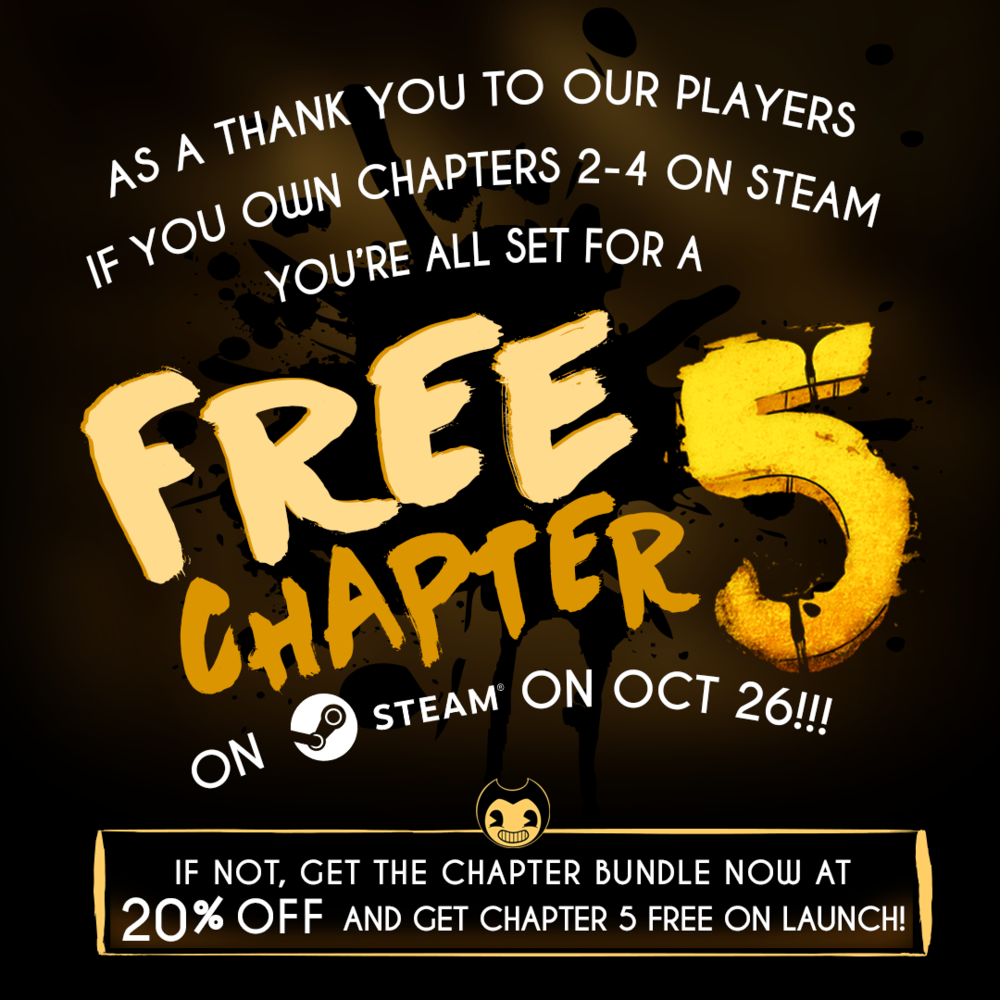 Chapter 5 Free with Purchase of Chapters 2-4