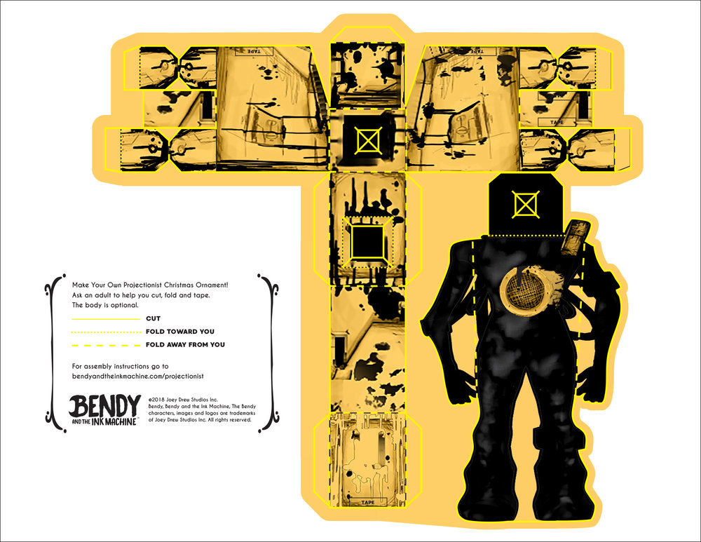 Bendy Projectionist Ornament.jpg