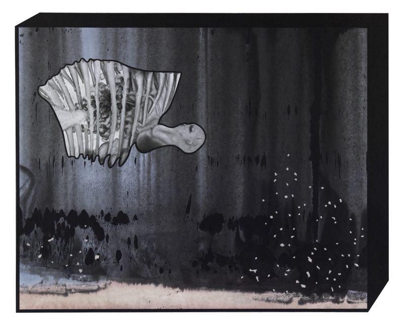王非作品 《异域》之二 (2018)