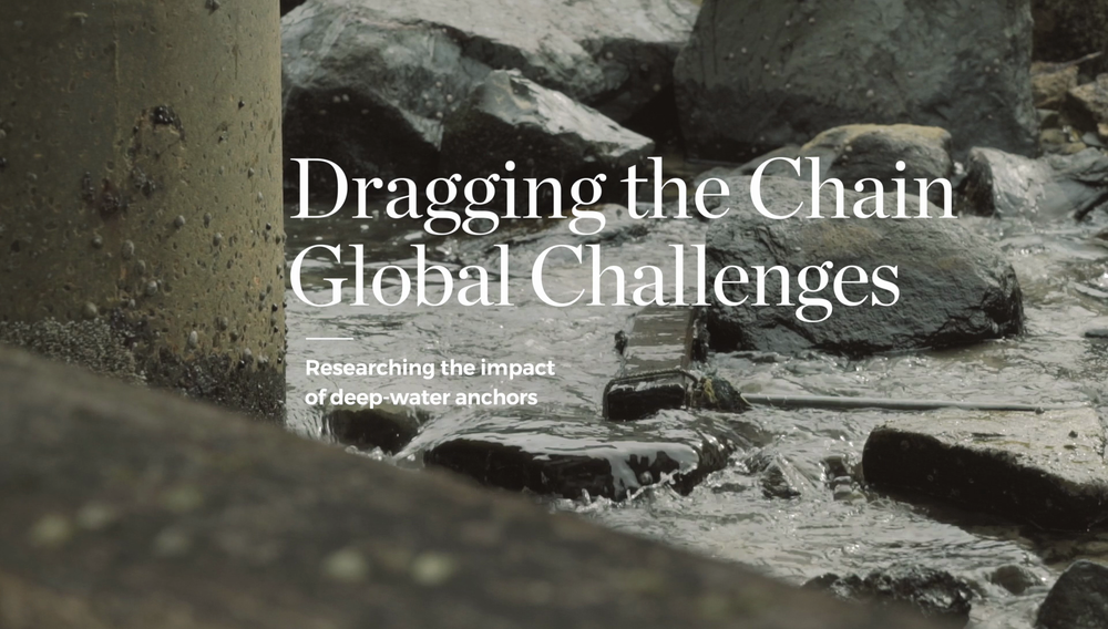 UOW GLOBAL CHALLENGES | DRAGGING THE CHAIN