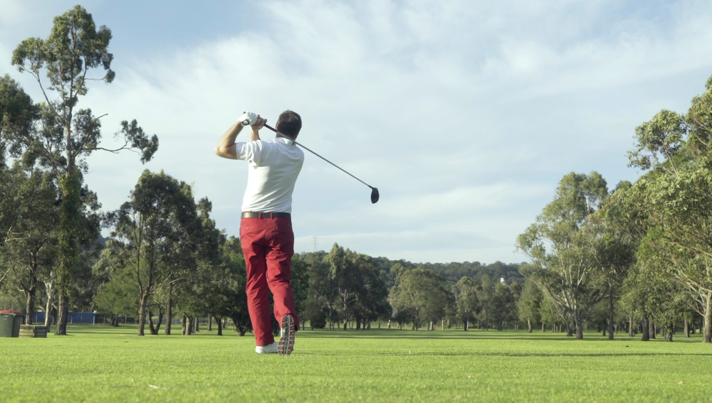 THE GRANGE | GOLF TVC
