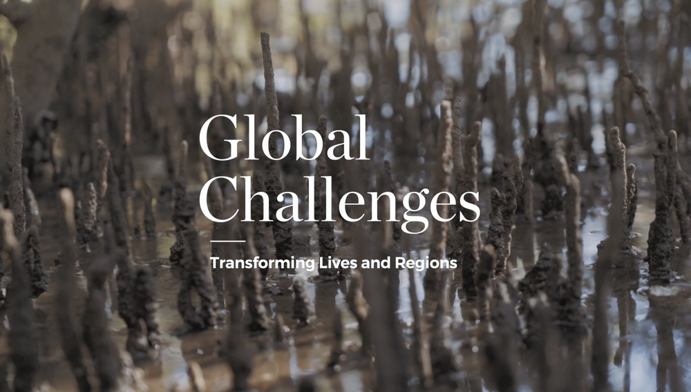 UOW | GLOBAL CHALLENGES