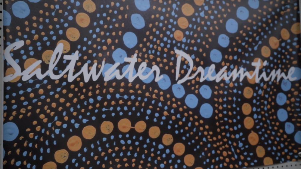 LE FLANEUR'S FLOURISH | SALTWATER DREAMTIME