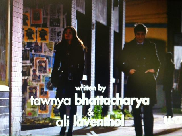 Tawnya's First TV Credit