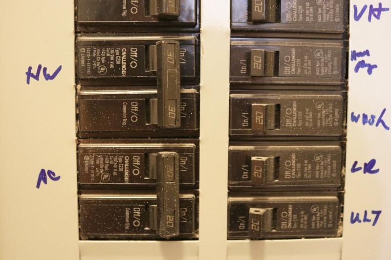 Breaker Box, Code breaker box, A&P Home Electric