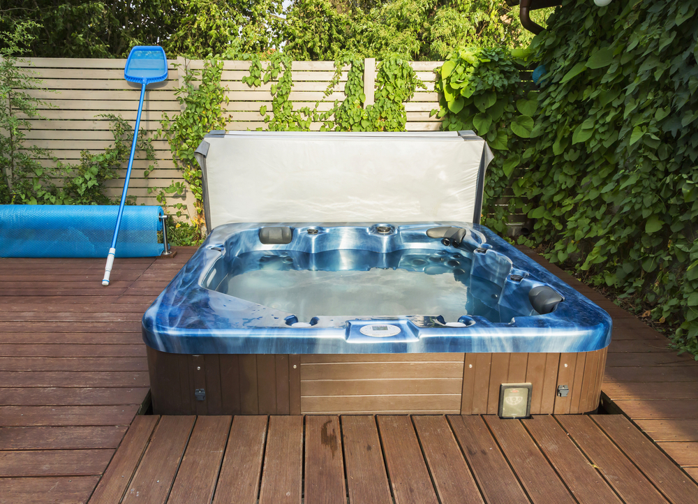 Electrical safety tips for a hot tub, Norman Electricity