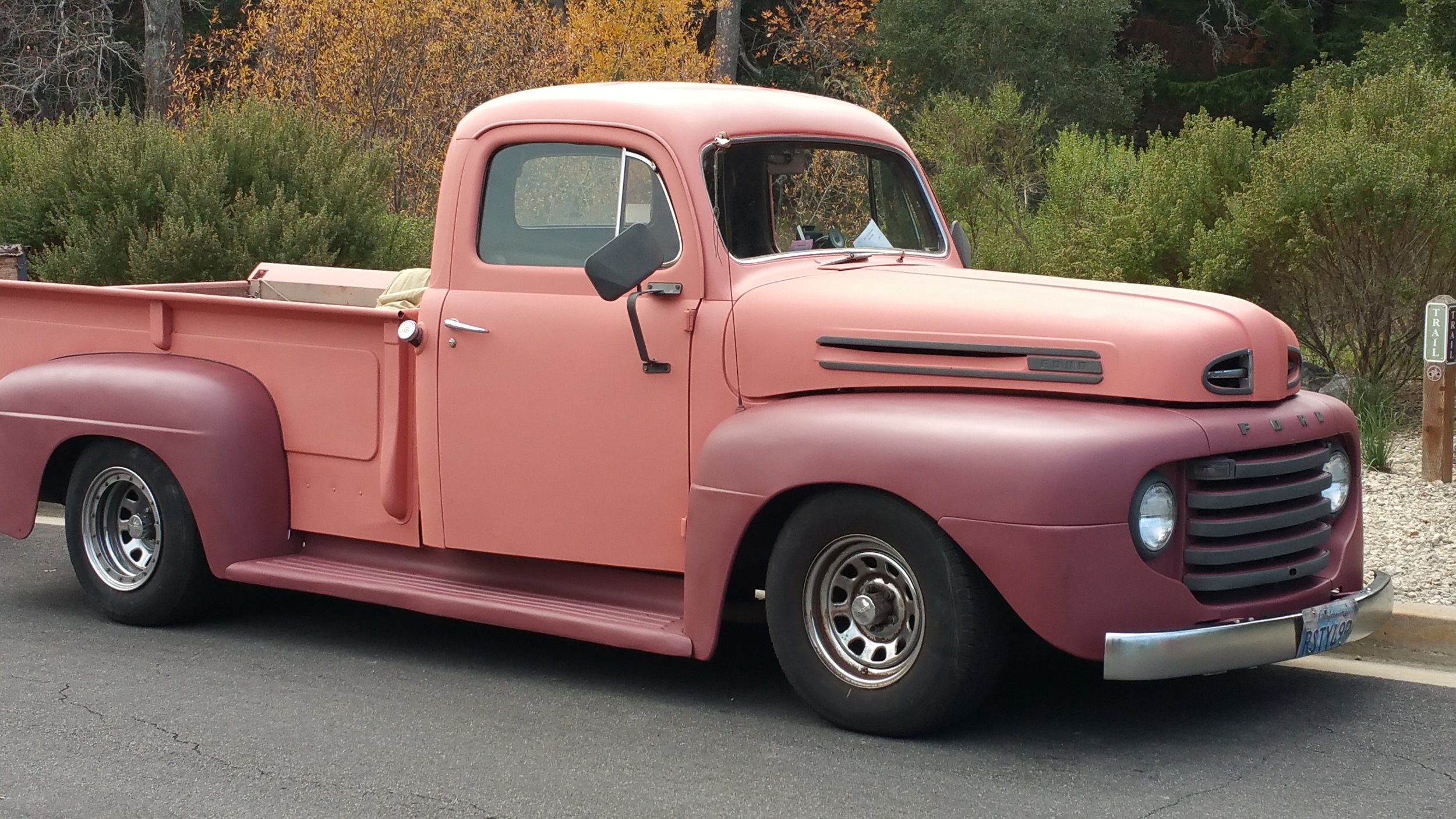 1949 Ford F2 Shop Pick Up Chevy Truck Paint Colors