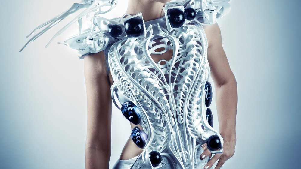 FASHION AHEAD OF ITS TIME: DESIGNING FOR 3D PRINTING - JUNE 10