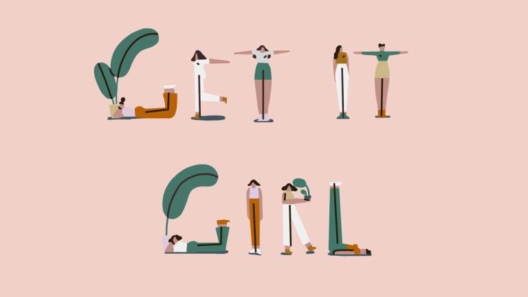 Get It Girl Collective - Amelia Giller, Audrey Lee,Xoana Herrera, Kaitlyn Mahoney