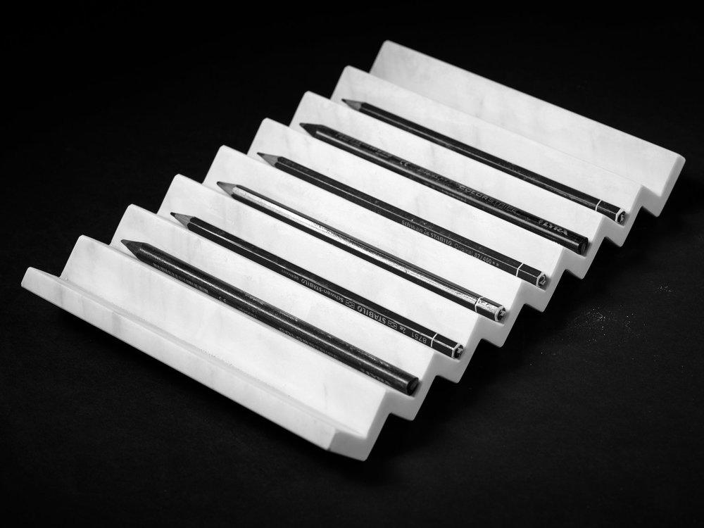 """""""White Cubes"""" by Faye Tsakalides"""