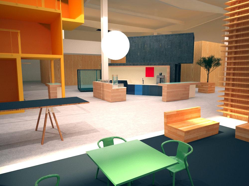 Tbwachiatday studio tour with spatial affairs bureau u la design