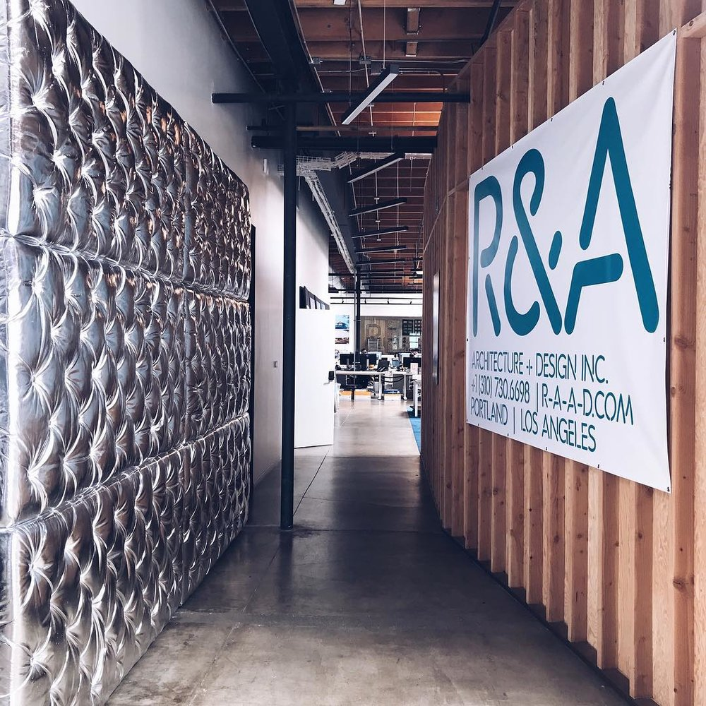 R&A Architecture + Design - Studio Tour