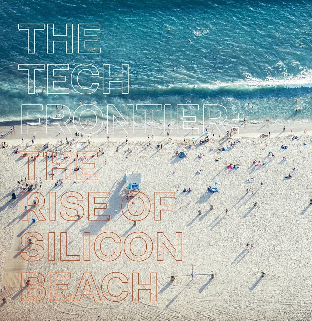 """The Tech Frontier: The Rise of Silicon Beach"" with SPF:architects"