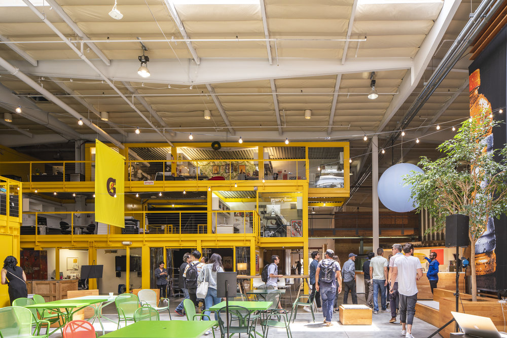 TBWA\Chiat\Day Studio Tour with Spatial Affairs Bureau