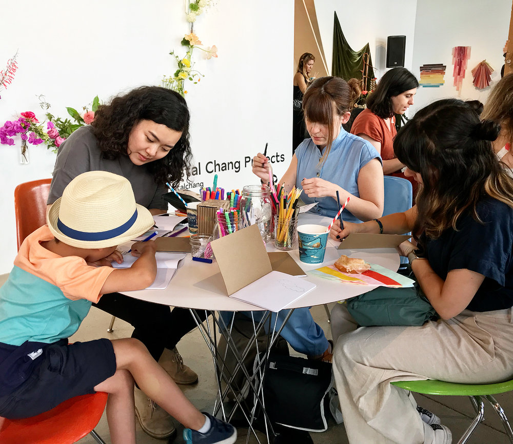 Drink & Draw with Scout Books and Get It Girl Collective