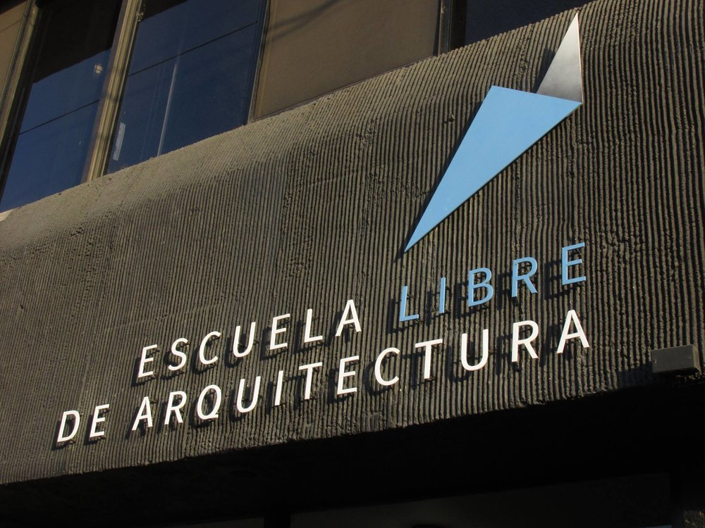 Photo courtesy of Escuela Libre de Arquitectura