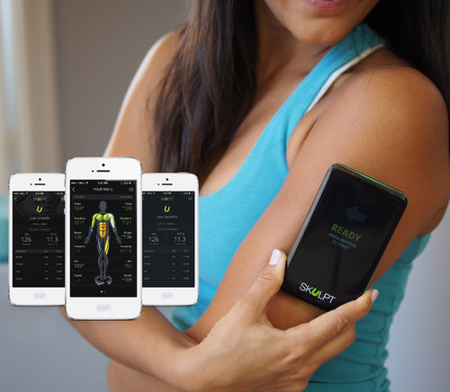 body fat & muscle quality measuring — premier fitness