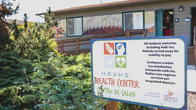 School-BasedHealth Center - Hood River Valley High School1220 Indian Creek Road, Hood Riverphone: 541.308.8345